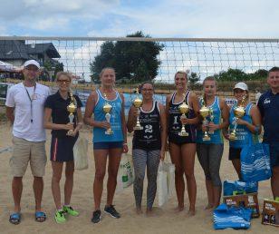 Turniej siatkówki plażowej – BARKOWICE CUP 2017